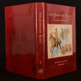 1996 Jameson Raid A Centennial Retrospective Limited First Edition Dustwrapper Illustrated