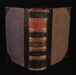 1897 THE ARGOSY Volume 64 July-December Illus