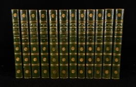 1893 The Works of Henry Fielding