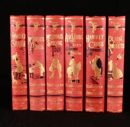 c1880 The Novels of Robert Smith Surtees