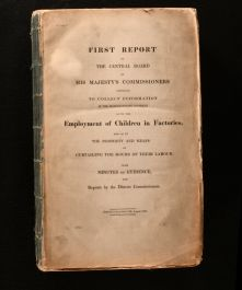 1833 First Report of the Central Board of His Majesty's Commissioners