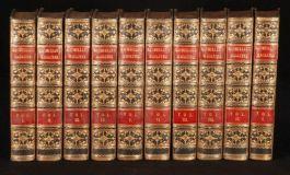 1860-4 10vol MACMILLAN'S MAGAZINE Ed. by David MASSON