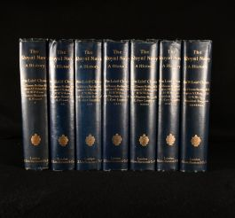 1897-1908 The Royal Navy a History From the Earliest Times to the Present