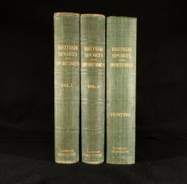1908-12 British Sports and Sportsmen Past and Present Hunting