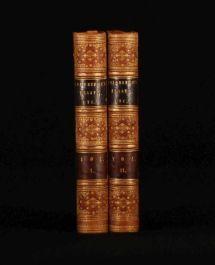 1851 2vol ESSAYS and Marginalia by Hartley COLERIDGE FIRST
