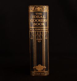 1935 The Ideal Cookery Book