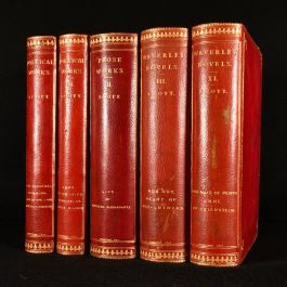 1843-7 The Works of Sir Walter Scott