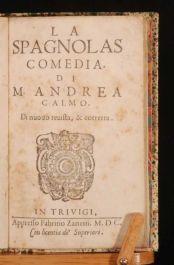 1600 La Spagnolas Comedia