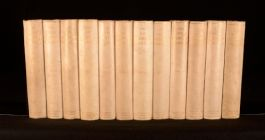 1900-1912 13Vols The Home Counties Magazine Topography Set With Plates