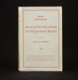 1951 Guide to Old and Rare BOOKS ed. R.HORROX