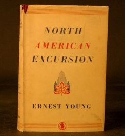 1947 NORTH AMERICAN EXCURSION Ernest Young TRAVEL