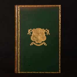 1928 Many Inventions Rudyard Kipling St Ronans Riviere Binding Leather