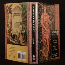 1996 Pomona's Harvest Janson First Edition Dustwrapper Illustrated