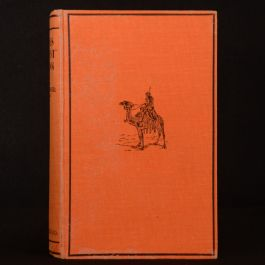 1924 Arabs in Tent and Town Goodrich-Freer First UK Edition Scarce Illustrated
