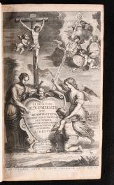 1655 De Imitatione Jesu Patientis Sive de Morte et Vita