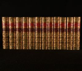 1872-5 History of England From the Fall of Wolsey