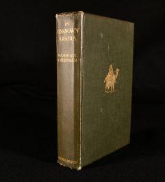 1926 In Unknown Arabia