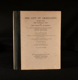 1923 The City of Akhenaten