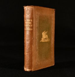 1846 A Tour To and From Venice by the Vaudois and the Tyrol
