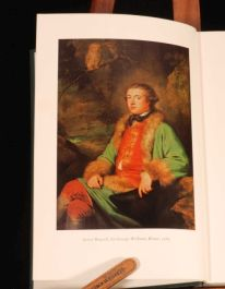1966 JAMES BOSWELL Biography Life 1740-69 POTTLE Illus