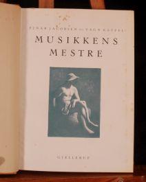 1944 DANISH Musikkens Mestre MUSIC Composers Brahms