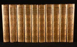 1899 10vol Francis Parkman's Works