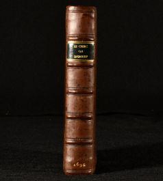 1696 De L'Incredulite ou L'on Examine Les Motifs et Les Raisons Generales