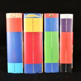 2000 Harry Potter Final Four Novels