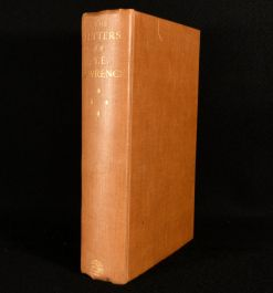 1938 The Letters of T.E. Lawrence