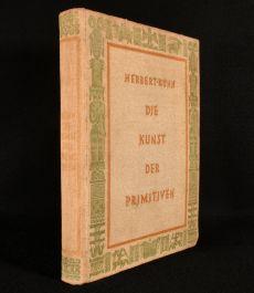 1923 Die Kunst der Primitiven