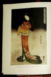 1954 JAPANESE ORIENTAL ART Hillier COLOUR 1st