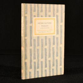 1953 Henri Matisse Frauen