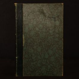 1848 Festive Songs William Sandys Percy Society Scarce