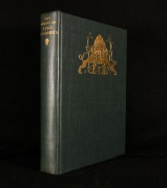1929 The Works of Cyril Tourneur