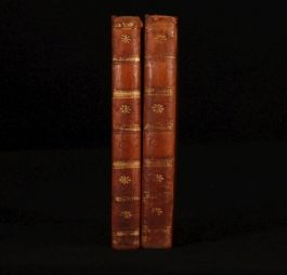 1799 2 Vols POEMS and PLAYS by Jane WEST