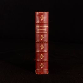 c1898 Thackerayana Notes and Anecdotes William Makepeace Thackeray Illustrated