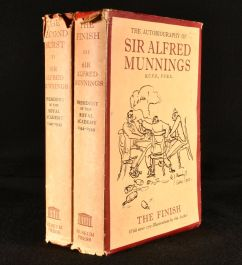 1950 2vol The Autobiography of Sir Alfred Munnings