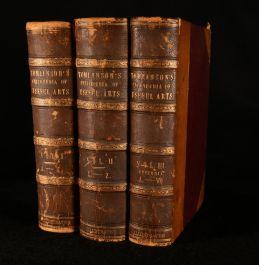 1868 Cyclopaedia of Useful Arts