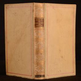 1834 Introductions Study Greek Classic Poets Coleridge Vellum Hayday Binding