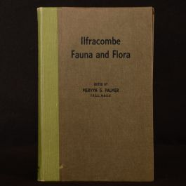 1946 Fauna Flora Ilfracombe District Palmer First Edition Illustrated