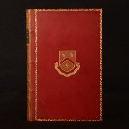 1896 Le Roman d'un Jeune Homme Pauvre Feuillet Relfe Brothers Binding Loughborough