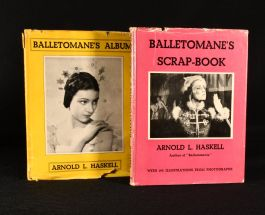 1936 The Balletomane's Scrap Book and The Balletomane's Album