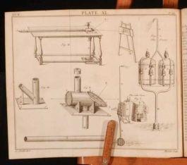 1739 Benjamin Baddam Memoirs of the Royal Society