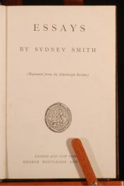 c1880 ESSAYS by Sydney SMITH