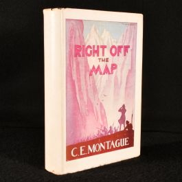 1927 Right off the Map, A Novel