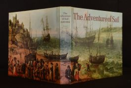 1975 The Adventure of Sail 1520-1914 Macintyre Second Impression Illustrated