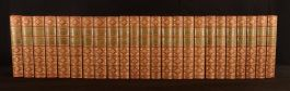 1869-86 24vol The Novels of William Makepeace Thackeray Vanity Fair Illustrated