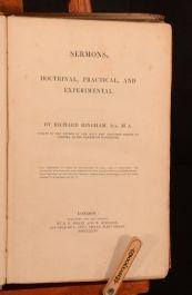 1835 Sermons Doctrinal Practical Experimental Richard Bingham Very Scarce 1st