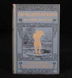 1904 PILGRIM'S PROGRESS John BUNYAN Illustrated George Cruikshank