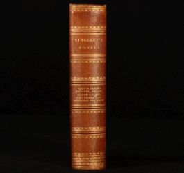 1890 Popular NOVELS of Charles KINGSLEY Six Works